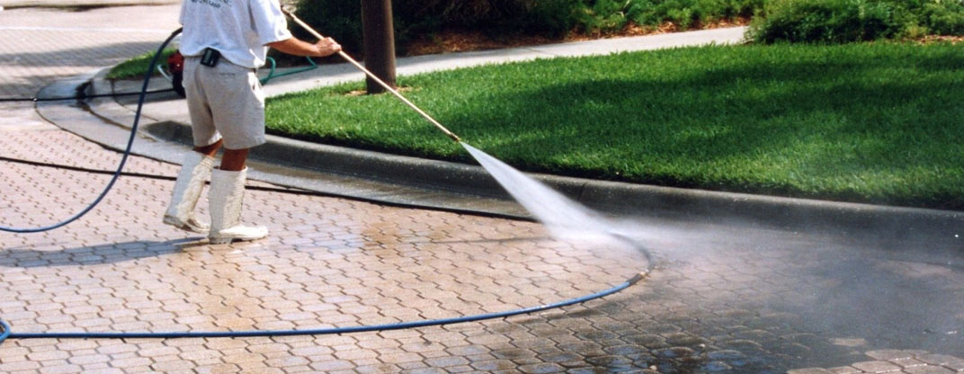 Mobile Power Washing – Poseidon Cleaning Services