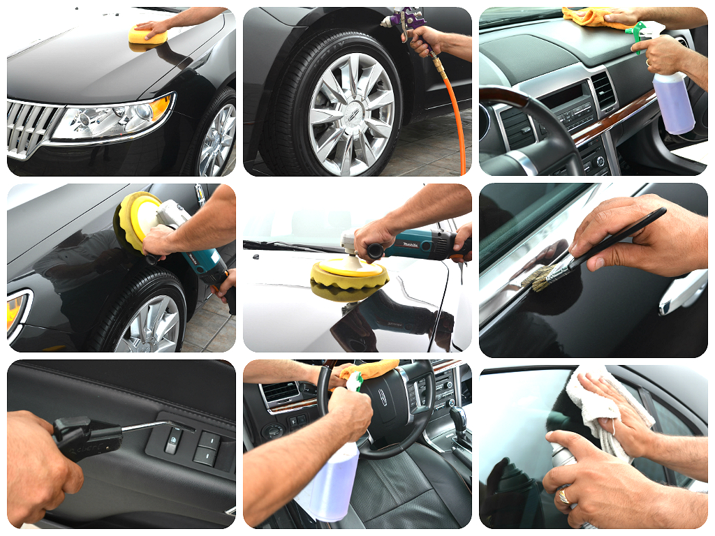 Mobile Auto Detailing Poseidon Cleaning Services